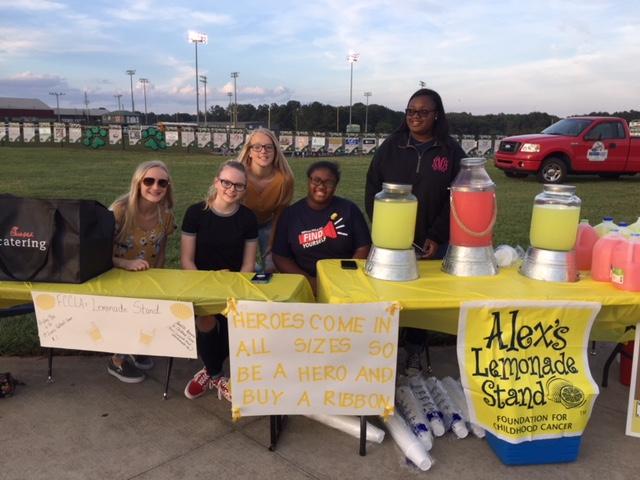 FCHS Lemonade Stand