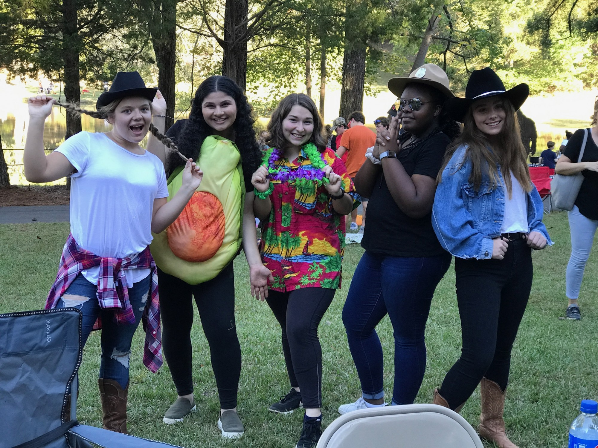 NOHS's Time at ESP Fall Festival