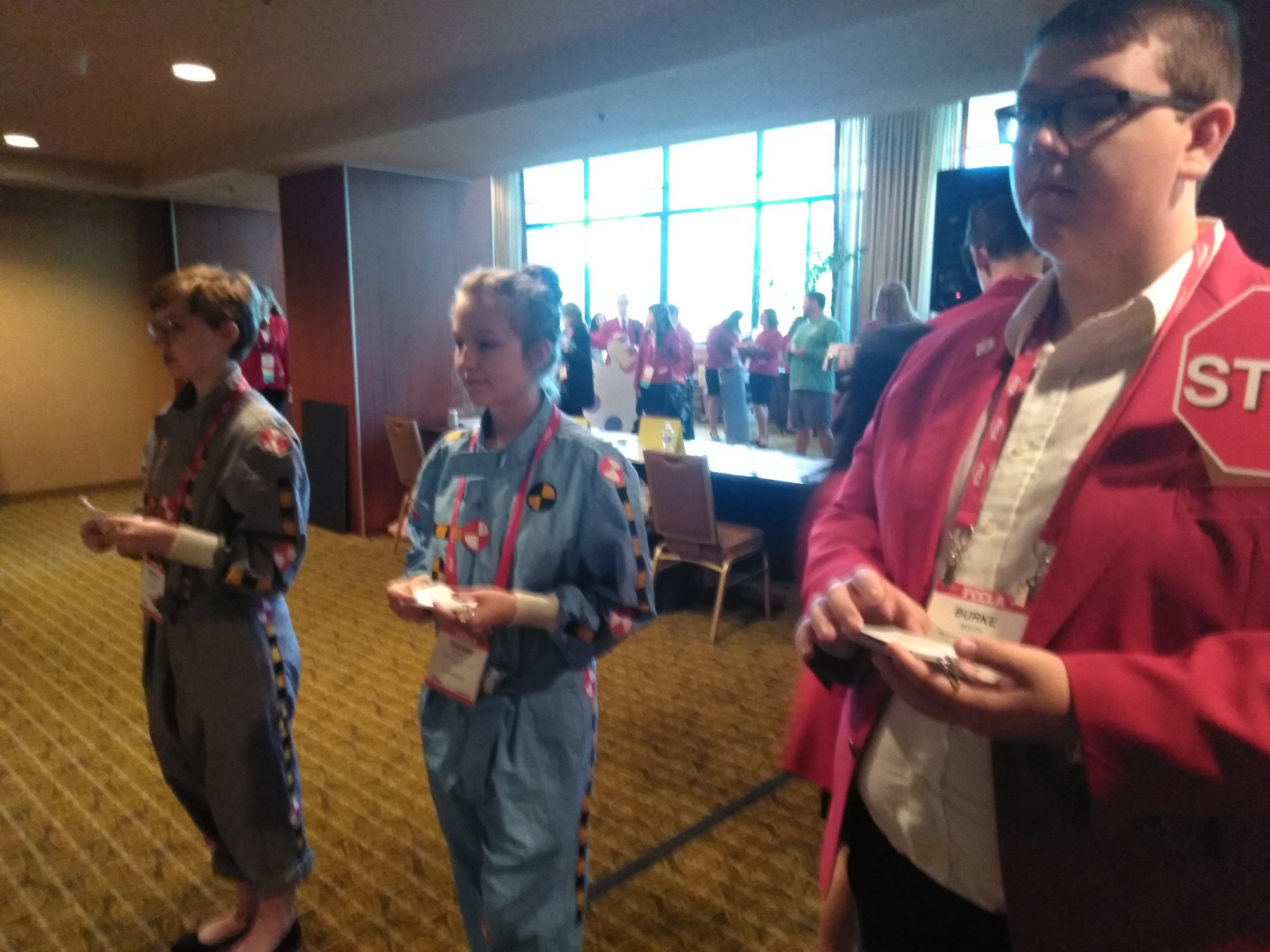 Madison County High FCCLA Members Travel to National Competition