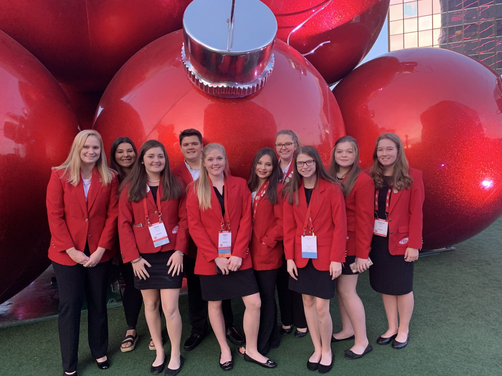 Students Prepare to be College- and Career-Ready at FCCLA National Fall Conference