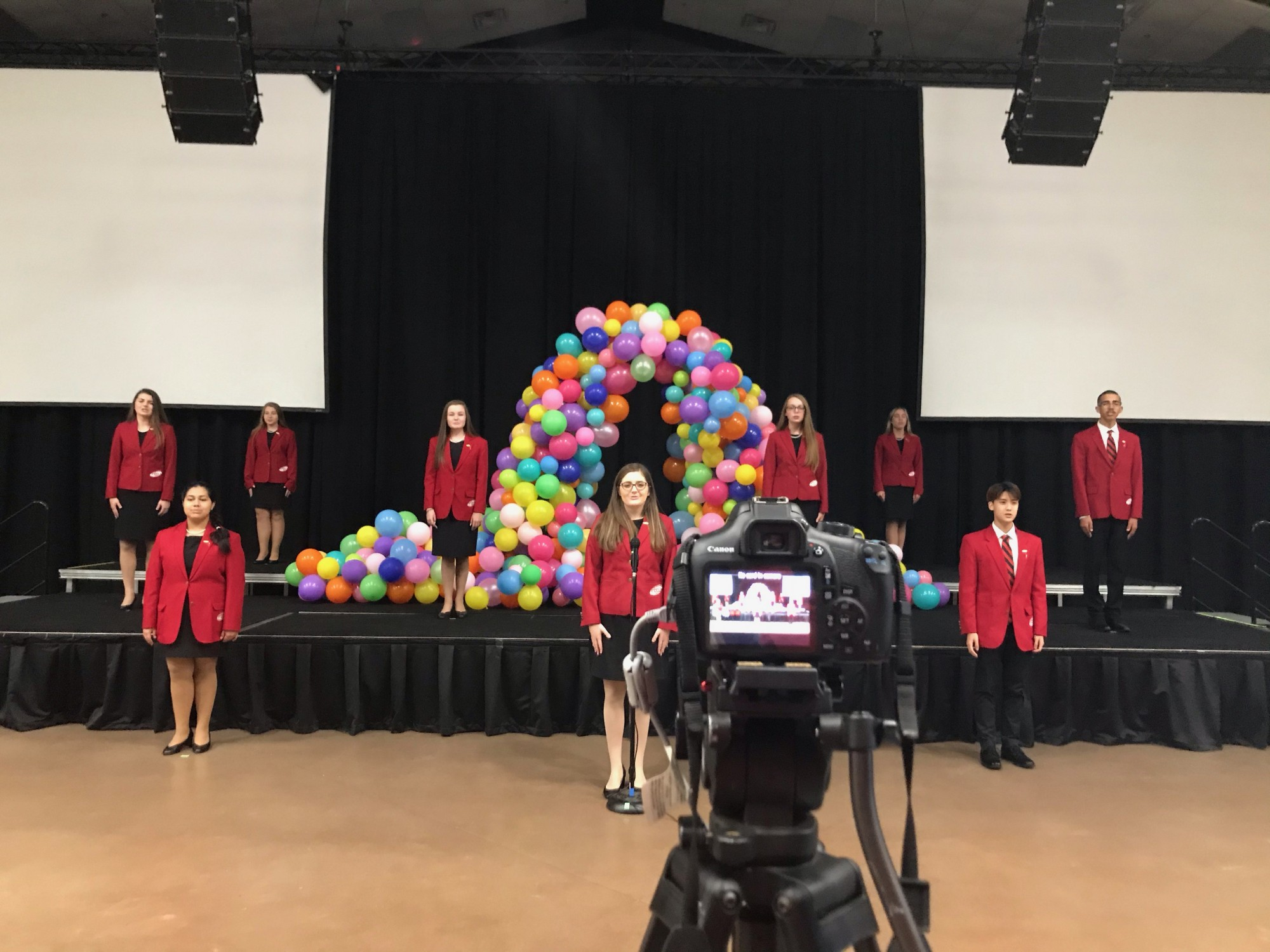 State/National Officer Candidate Applications & Interviews